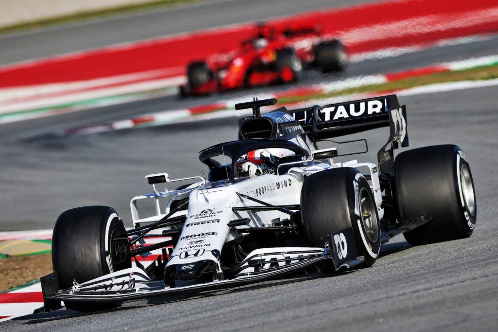 """Test F1   Honda, Tanabe dopo il day 5: """"Programma diverso tra Red Bull e AlphaTauri"""""""