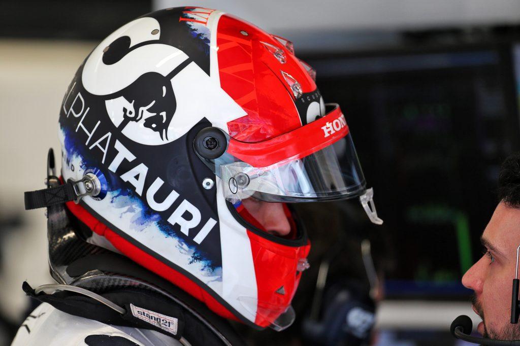Test F1   AlphaTauri, 160 giri per Kvyat nell'ultima giornata al Montmelò