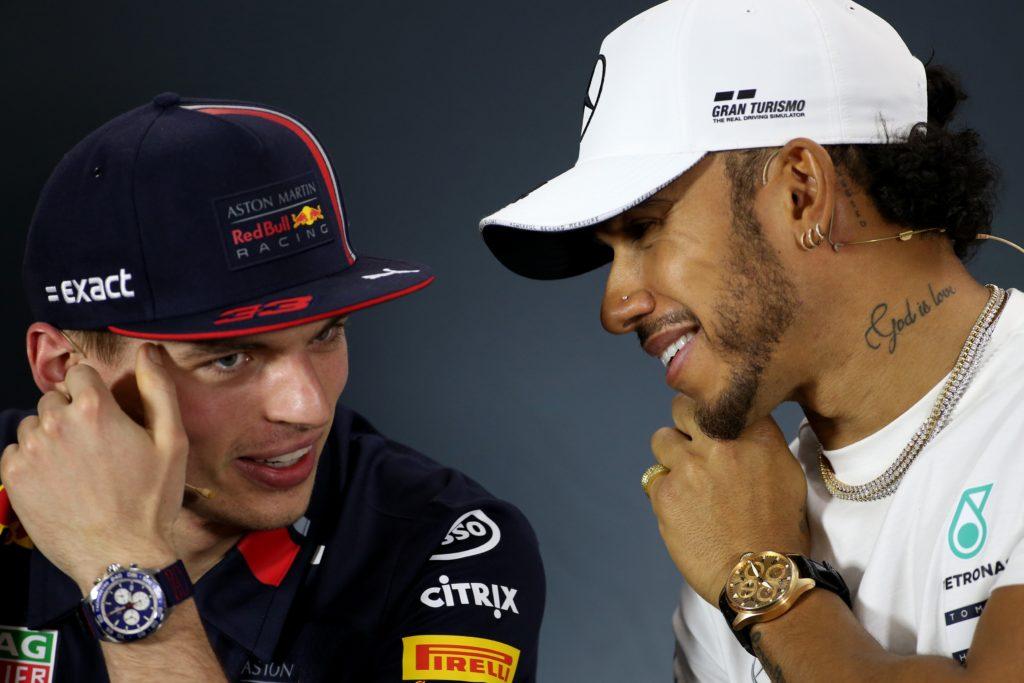 """F1   Verstappen: """"Hamilton non è Dio"""""""