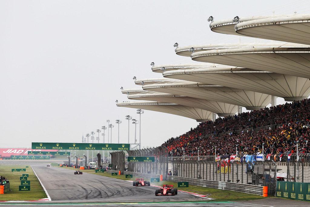 Formula 1: il GP di Cina è rimandato a causa del Coronavirus