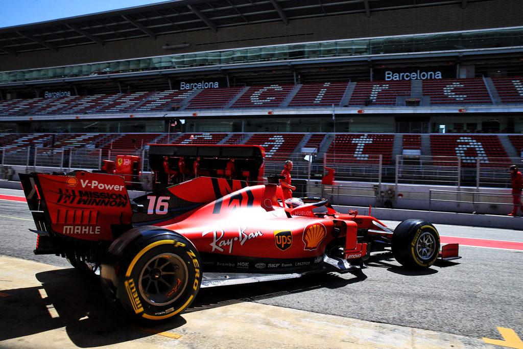 F1 | Da domani tre giorni di test a Barcellona