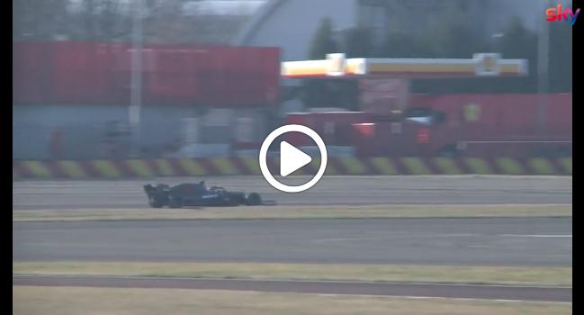 F1   Alfa Romeo subito in pista: C39 in azione a Fiorano con una livrea speciale [VIDEO]