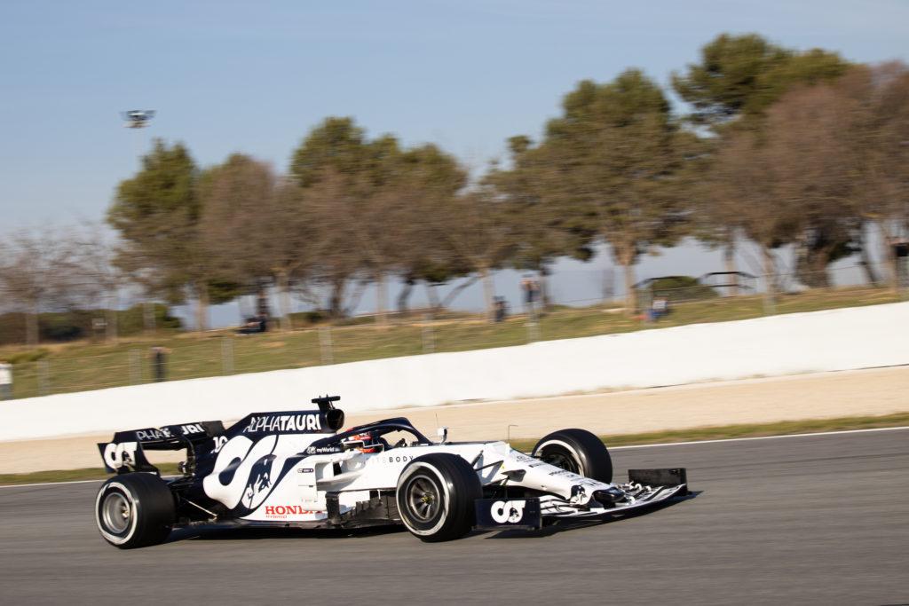 Formula 1   Alpha Tauri, Kvyat commenta positivamente la giornata di test
