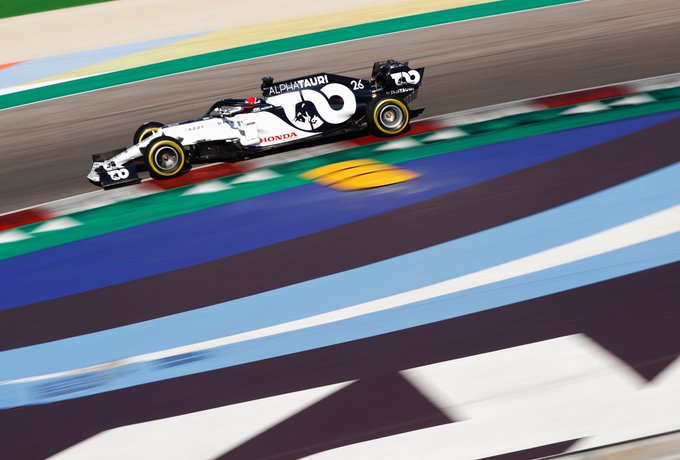 F1 | Alpha Tauri subito in pista: completato lo shakedown della AT01 a Misano [FOTO e VIDEO]