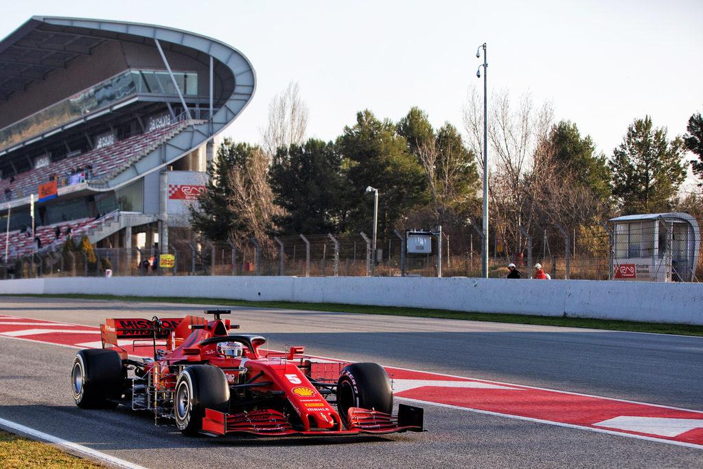 Formula 1 | Da domani, ultimi tre giorni di test a Barcellona