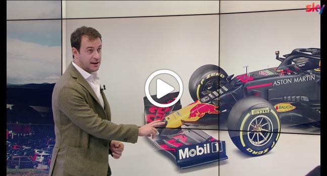 F1 | Red Bull RB16: l'analisi tecnica di Matteo Bobbi a Sky Sport 24 [VIDEO]