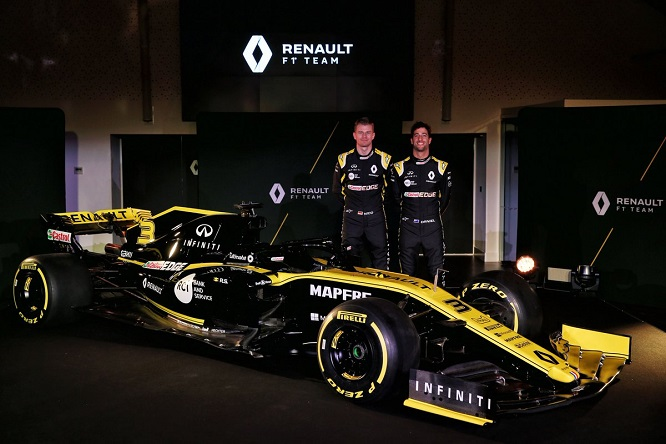 Formula 1 | Renault RS20, presentazione a Parigi fissata per le 14.00