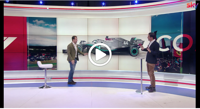 F1 | Mercedes W11, l'analisi di Matteo Bobbi a Sky Sport 24 [VIDEO]