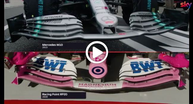 F1 | Racing Point – Mercedes, le valutazioni di Ricciardo e Horner [VIDEO]