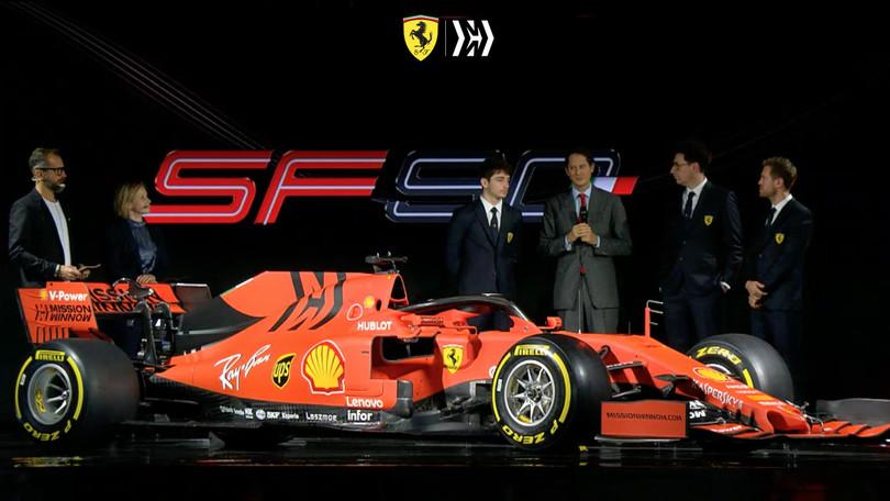 F1 | Nuova Ferrari, i dettagli della diretta tv su Sky Sport