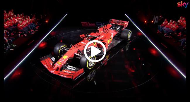 F1 | Nuova Ferrari, sale l'attesa in vista della presentazione di martedì [VIDEO]