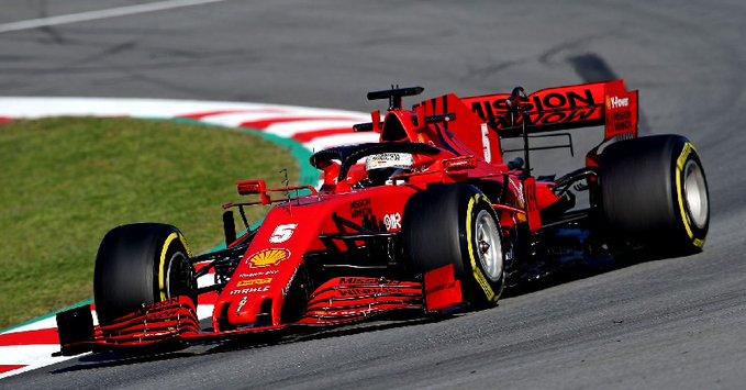 F1 | Per la Ferrari doccia fredda nei test, pochi motivi per sorridere ma l'atteggiamento di Binotto è quello giusto