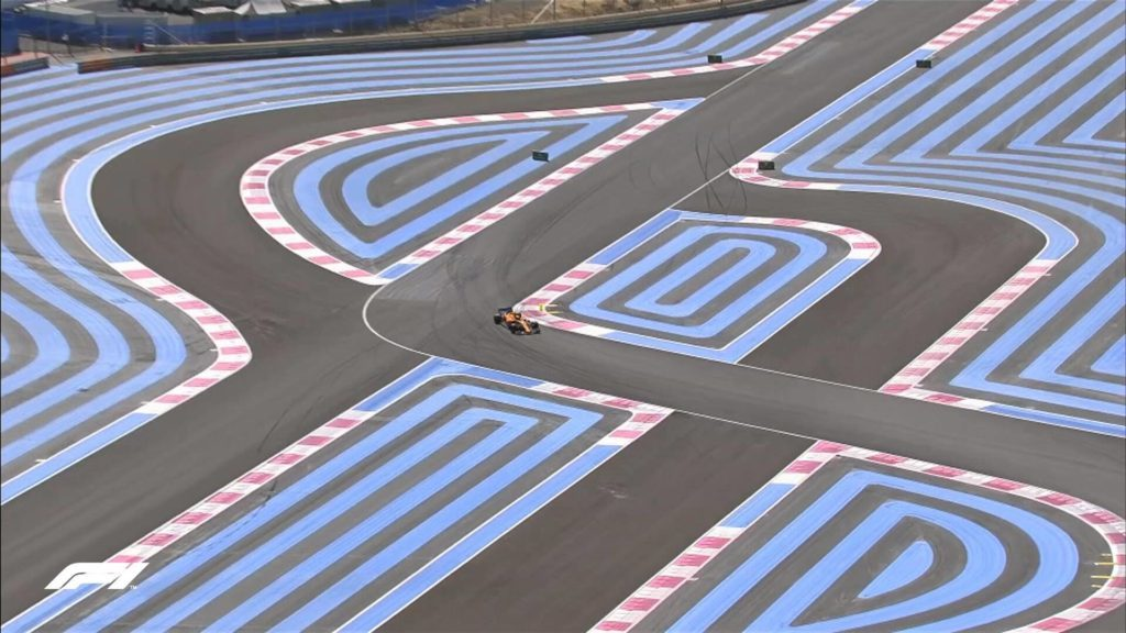F1 | Le Castellet, Zaffelli conferma la chicane in mezzo al rettilineo del Mistral