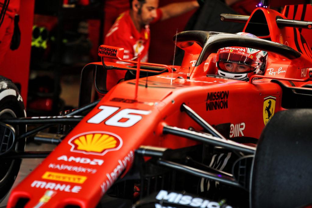 """Formula 1   Leclerc senza mezze misure: """"Non mi importa di chiudere secondo o quarto"""""""