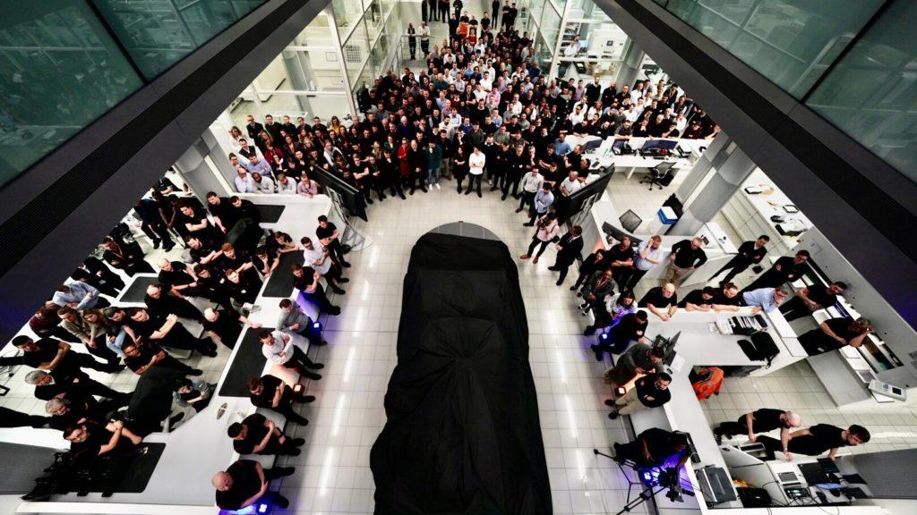 Formula 1   Nuova McLaren F1: la presentazione in Diretta (Foto e Video Live)