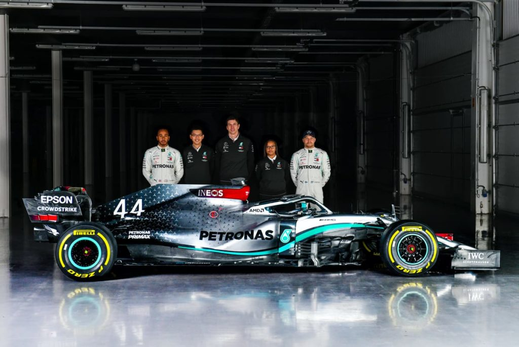 F1 | Petronas presenta il nuovo Trackside Fluid Engineer per il team Mercedes AMG