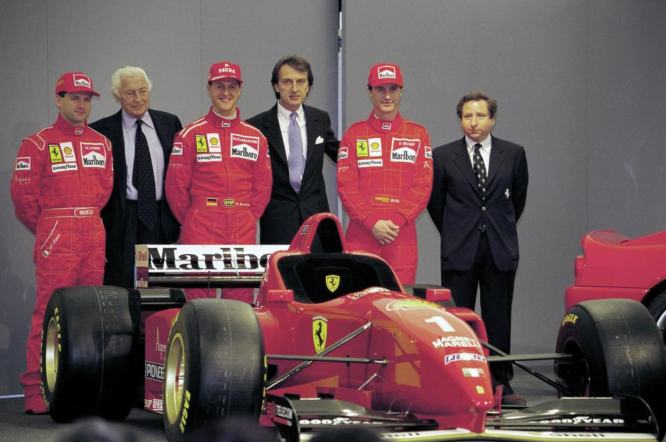 F1 | 15 febbraio 1996: inizia ufficialmente l'era Schumacher in Ferrari
