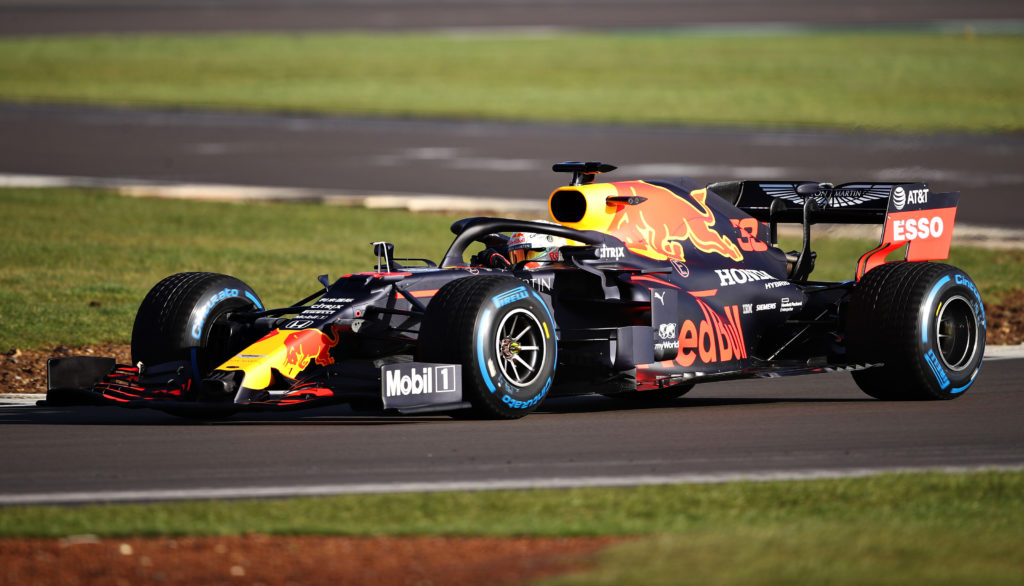 Red Bull RB16 - Shakedown Silverstone