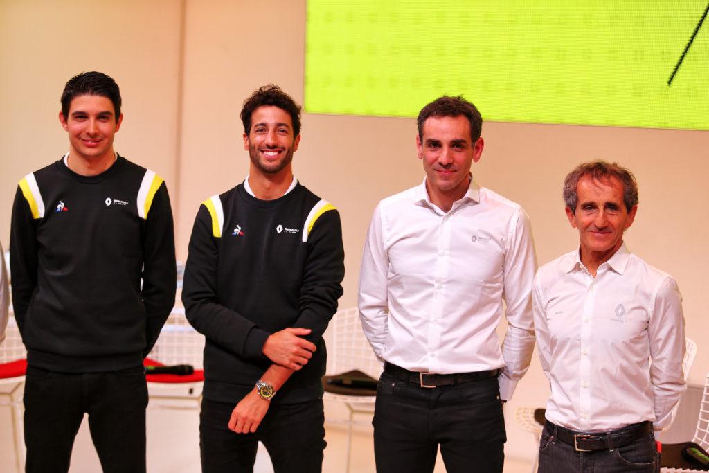 F1 | Cyril Abiteboul conferma l'impegno di Renault in Formula 1