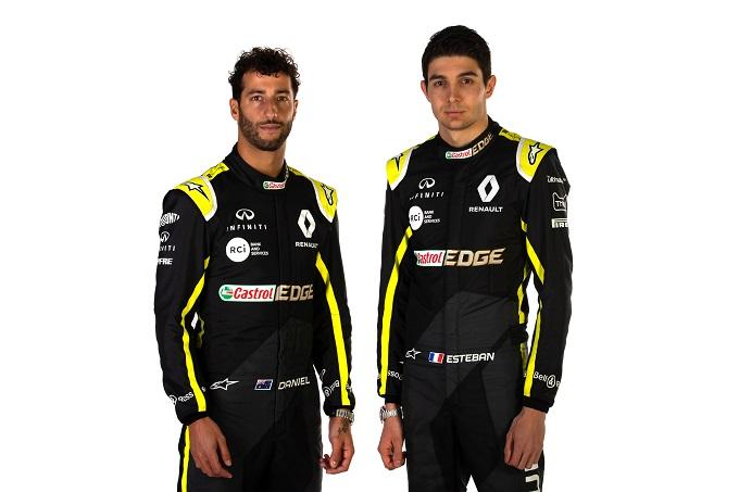 F1 | Renault: Ocon porterà al debutto la R.S.20 nei test