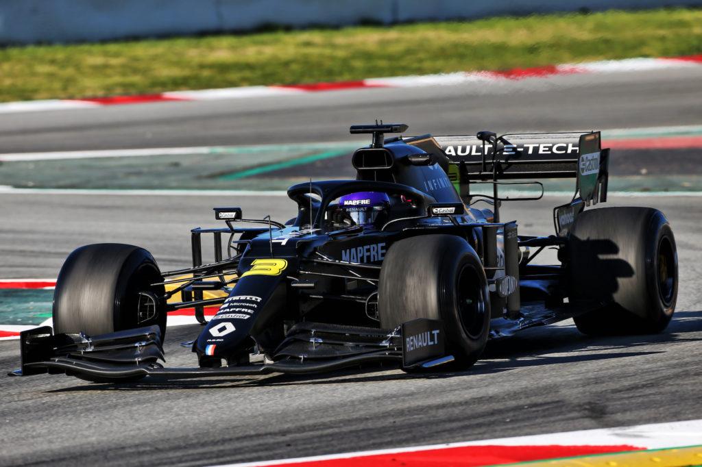 Formula 1 | Renault, Ricciardo promuove la RS20 dopo i test di Barcellona