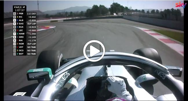 F1 | Sistema DAS, Mercedes riceve l'ok da parte della FIA [VIDEO]