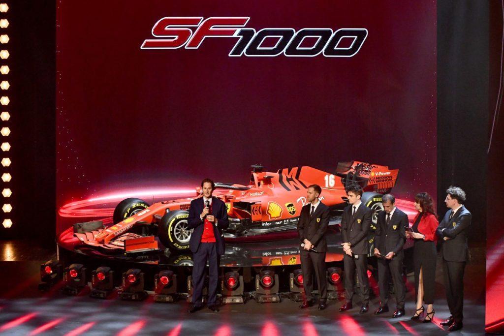 Formula 1 | Vettel porterà all'esordio la SF1000 nel filming day di Barcellona