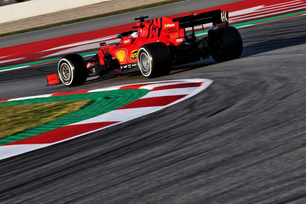 F1   Ferrari, giornata più complicata del previsto per Vettel a Barcellona