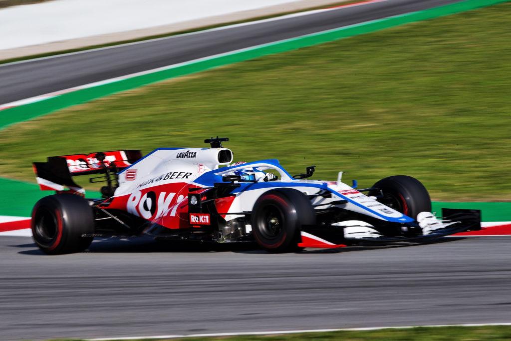 F1 | Russell promuove il comportamento della nuova Williams FW43
