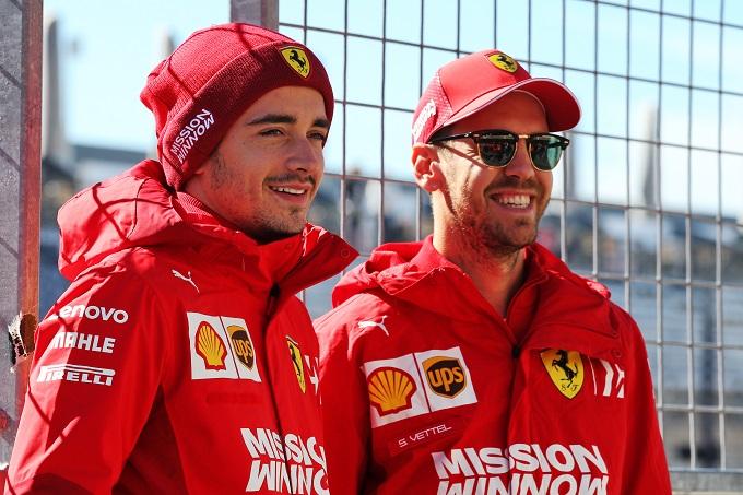 Vettel Ferrari Binotto Tempi brevi (flex)
