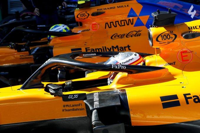 F1 | McLaren, rinnovata la partnership con Coca-Cola