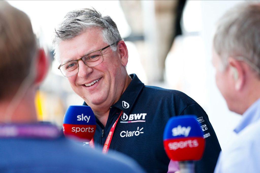 """F1   Racing Point, Szafnauer: """"Non possiamo sapere quando torneremo alla normalità"""""""
