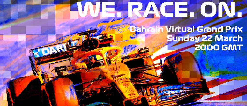 F1 | eSport: Gran Premio del Bahrain in DIRETTA (VIDEO)