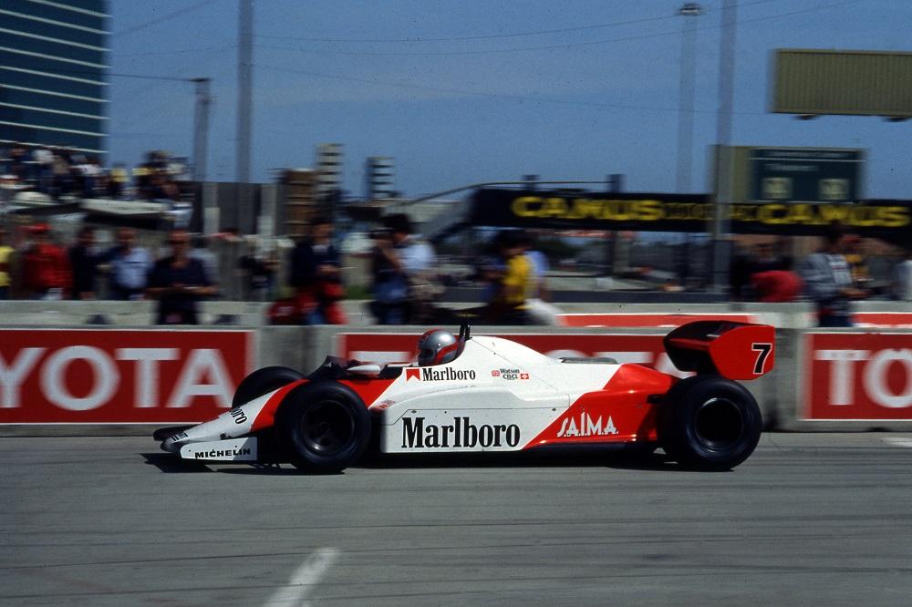 F1 | GP USA Ovest 1983, la grande rimonta di Watson