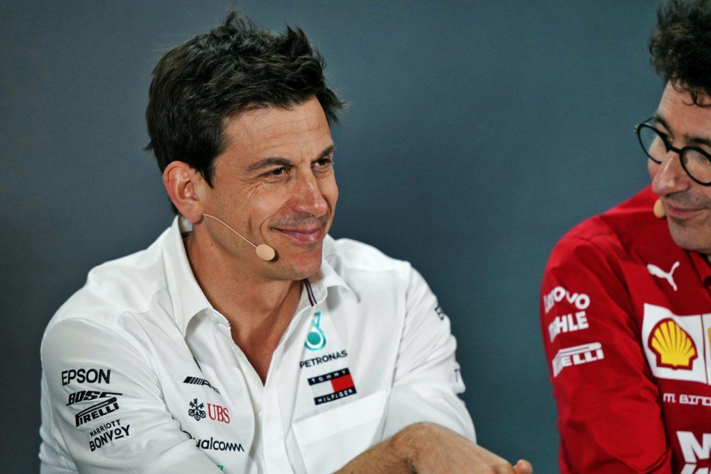 F1 | E' Toto Wolff l'autore della lettera dei team contro Ferrari e FIA