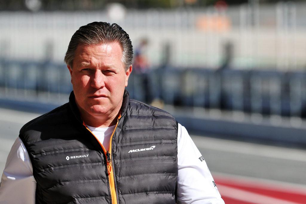 F1 | McLaren: il team member positivo sta meglio