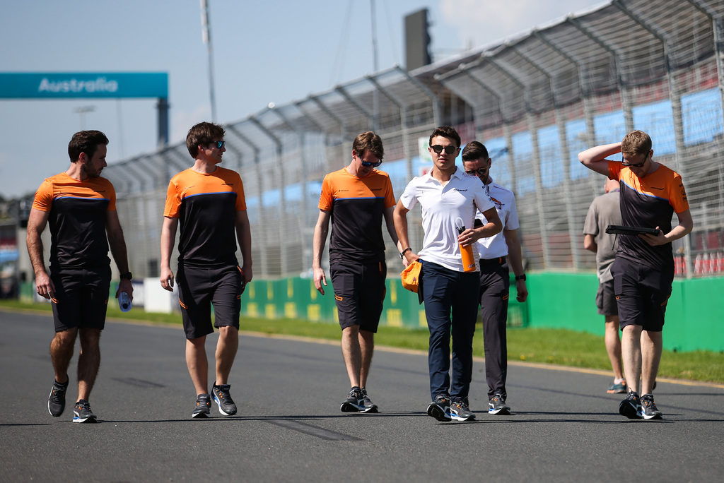 """McLaren: """"Il personale in quarantena è rientrato a casa"""""""