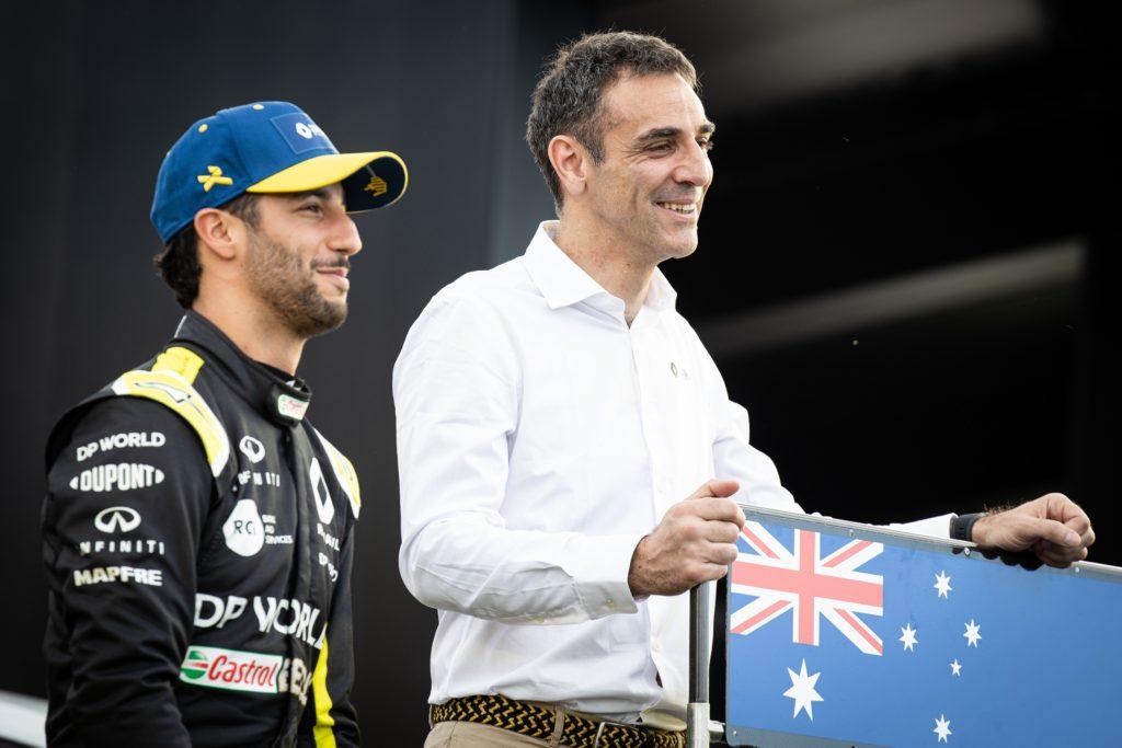 """F1   Renault, Abiteboul stizzito: """"Perché ci chiedete sempre se abbandoneremo la Formula 1?"""""""