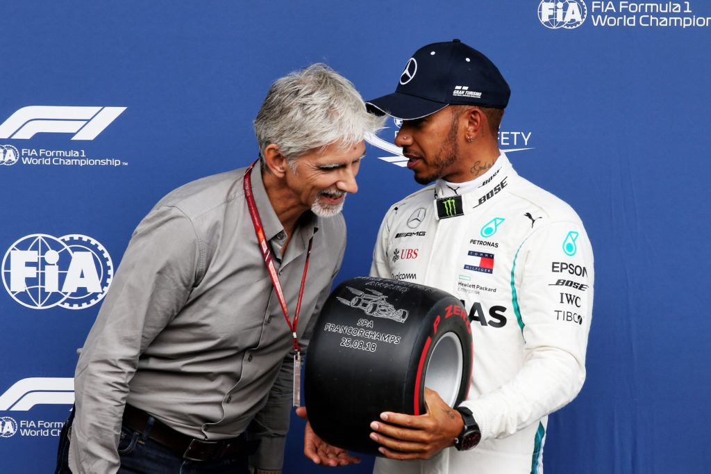 "F1 | Damon Hill: ""Hamilton pecca in astuzia e saggezza"""