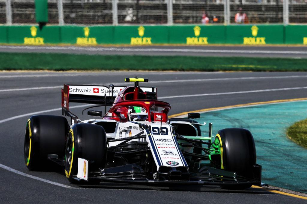 """F1   Alfa Romeo, Giovinazzi: """"Mi sento più preparato rispetto all'anno scorso"""""""