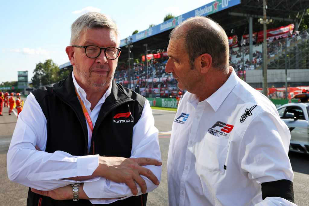 """F1   Brawn sul Coronavirus: """"E' una sfida che stiamo affrontando tutti"""""""