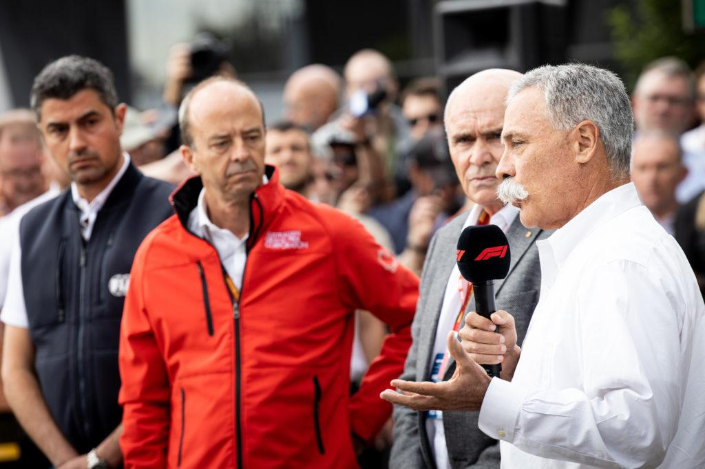 F1 | Liberty Media pianifica una riunione con le squadre per la discussione del nuovo calendario?