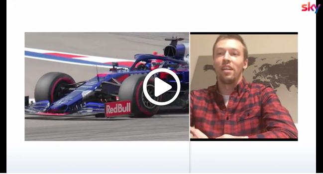 """F1   Kvyat sul futuro: """"Il mio sogno? Vincere gare e titoli"""" [VIDEO]"""