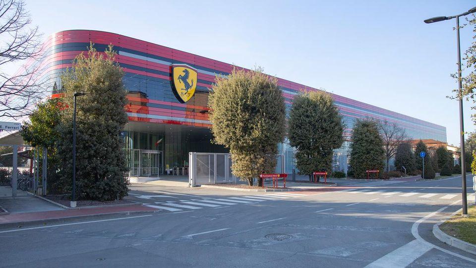 F1   Ferrari pronta a contribuire alla produzione di ventilatori polmonari