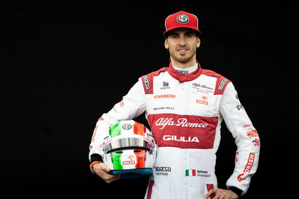 Formula 1   Giovinazzi approva la scelta di non disputare il GP d'Australia