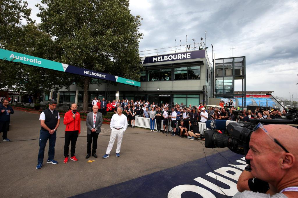F1   Coronavirus: Liberty Media conferma lo slittamento degli appuntamenti in Bahrain e Vietnam