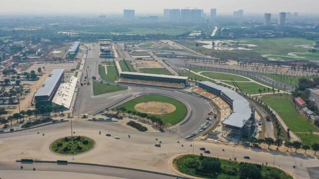 F1   GP Vietnam, eventuale via libera al week-end dopo l'11 marzo