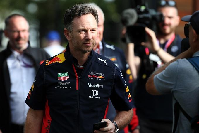 F1 | Red Bull, Horner parla dell'impegno del team nella progettazione di respiratori