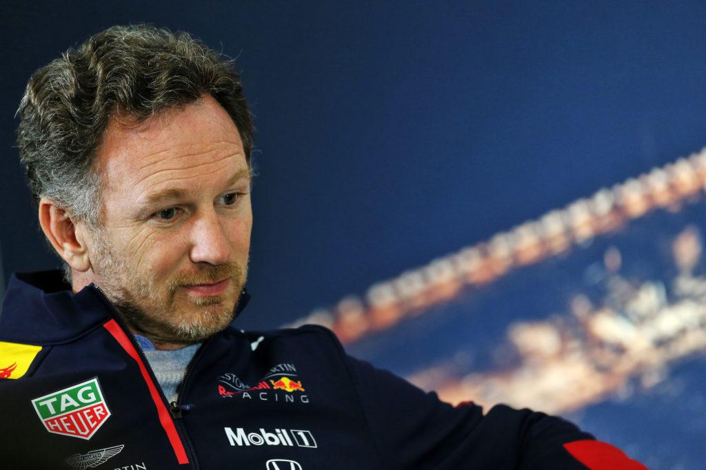 F1 | Horner spiega lo slittamento del GP d'Australia