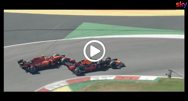 "F1 | Leclerc e la rivalità con Verstappen: ""Bello battagliare con Max"" [VIDEO]"